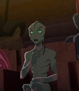 Alien Daughter