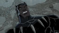 T'Chaka(Black Panther)