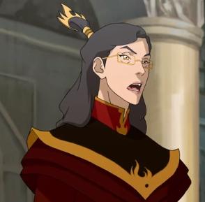 Fire Lord Izumi