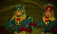 Justice League Action Women (80)