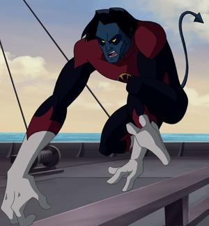Kurt Wagner(Nightcrawler) (Earth-8096)