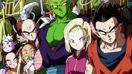 Dragon Ball Super Episode 127 0822