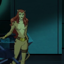 Cheetah(Batman Unlimited)