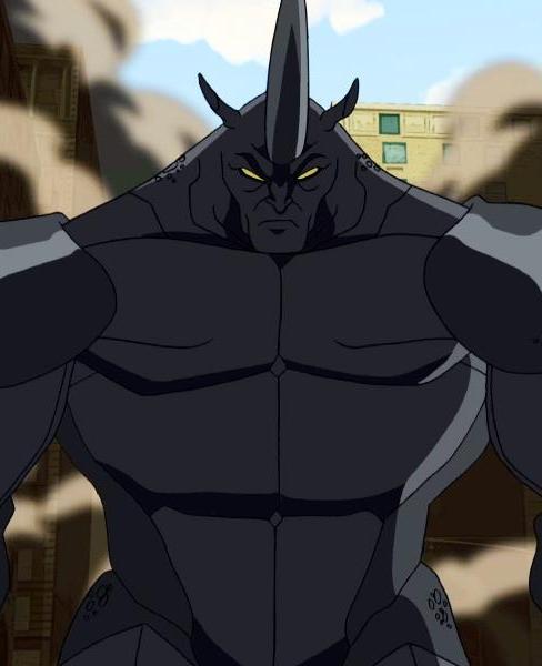 Alexander O'Hirn (Rhino) (Earth-12041)