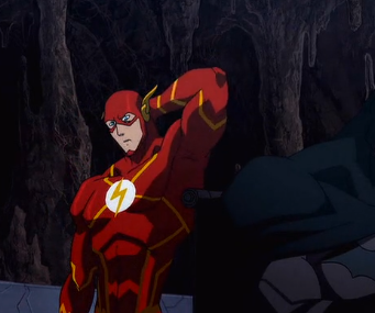 Barry Allen(Flash) (Flashpoint Paradox Old Timeline)