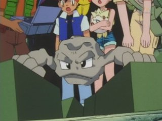 Brock's Geodude