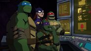 Batman vs TMNT 3057