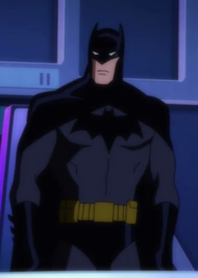 Bruce Wayne(Batman) (Justice League: Doom)