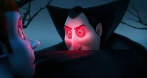 Count Dracula(Hotel-Transylvania)
