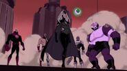 Justice League vs the Fatal Five 2161
