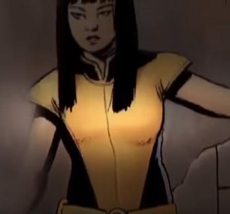 Hisako Ichiki(Armor) (Earth-616)