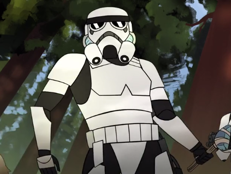 Endor Stormtrooper 1