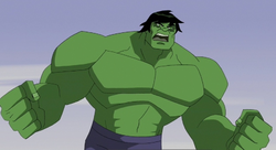 Dr. Bruce Banner(The Hulk) (Earth-8096)