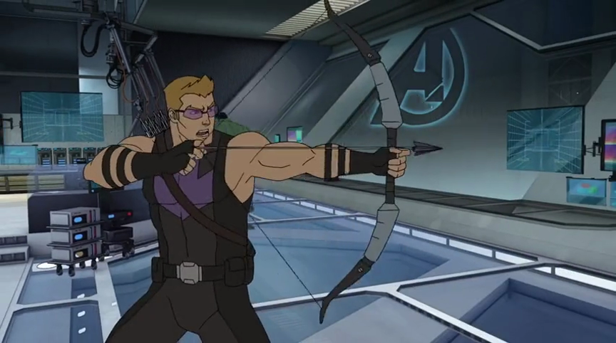 Clint Barton(Hawkeye) (Earth-TRN123)
