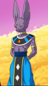 Beerus God of Destruction