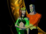 Queen Mera(Earth-16)