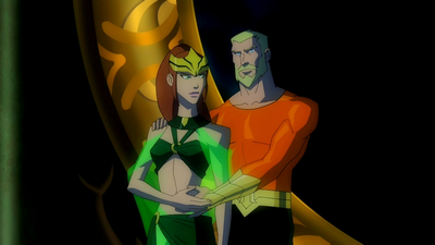 Queen Mera(Earth-16)