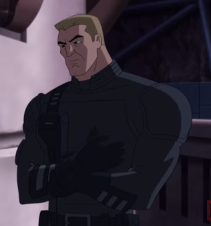 Steve Trevor(Justice League: Gods and Monsters Chronicles)