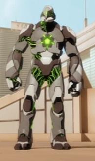 Justin Hammer (Titanium Man)