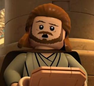 Qui-Gon Jinn (Lego Universe)