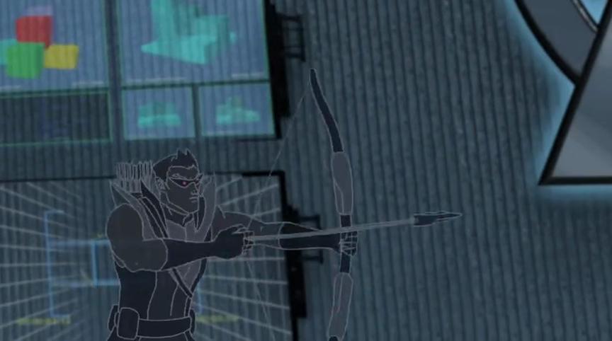 Hawkeye Shadow Creature