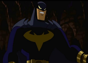 Bruce Wayne(Owlman)