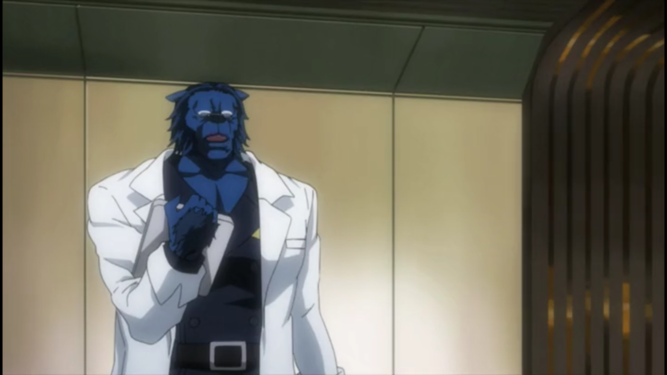 Dr. Hank McCoy(Beast) (Earth-101001)