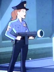 Karen(Justice League Action)