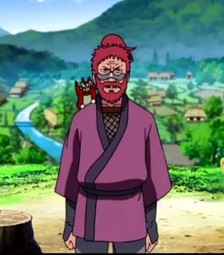 Roshi (Killer Bees Infinite Tsukuyomi)