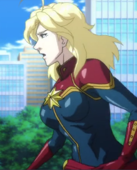 Carol Danvers (Ms. Marvel) (Earth-TRN642)
