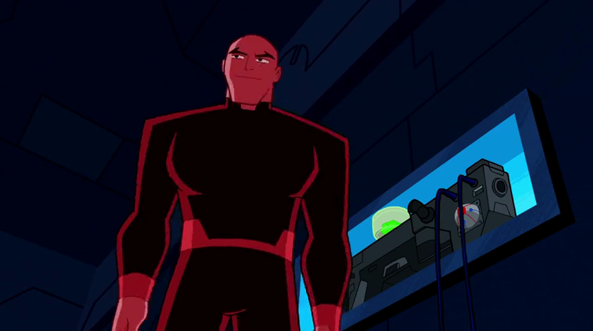 Red Lex Luthor