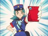 Officer Jenny of Viridian City