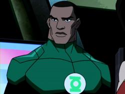 John Stewart(Green Lantern) (Earth-16 Universe)