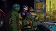 Batman vs TMNT 3067