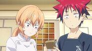 Food Wars! Shokugeki no Soma Season 3 Episode 19 1012