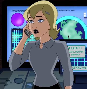 Rocky Ballantine(Batwoman)