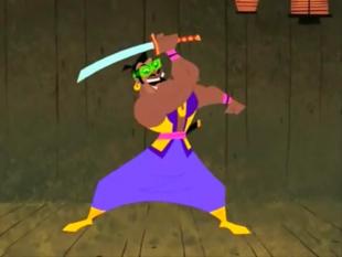 Da Samurai