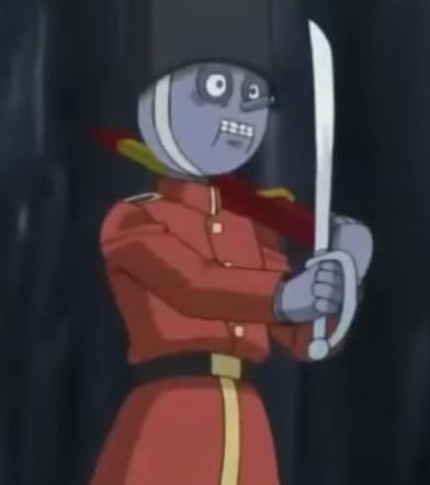 Necro Soldier