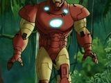 """Anthony """"Tony"""" Stark(Iron Man) (Earth-60808)"""