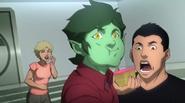 Teen Titans the Judas Contract (757)