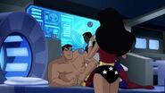 Justice League vs the Fatal Five 1220