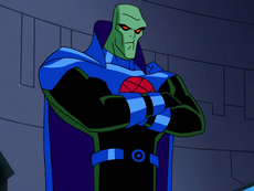 J'onn J'onzz(Martian Manhunter) (Justice Lords Universe)