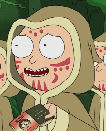 Cult Leader Morty