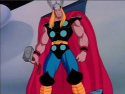 Donald Blake(Thor)