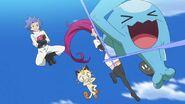 Pokémon Journeys The Series Episode 3 0829