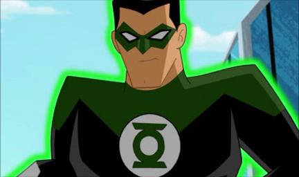 Hal Jordan(Justice League Action)