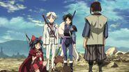 Yashahime Princess Half-Demon Episode 8 1023