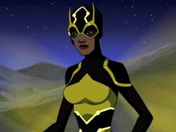 Karen Beecher(Bumblebee) (Young Justice)
