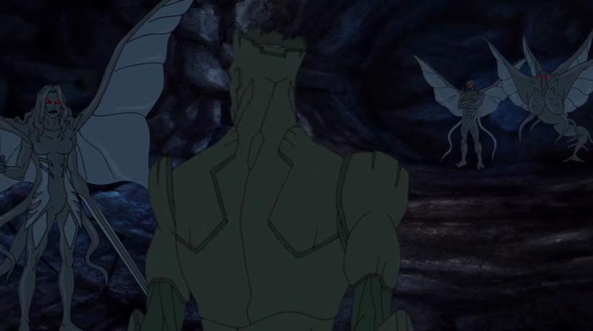 Klyntar Gamora