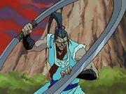 Shigure; Weapon.jpg